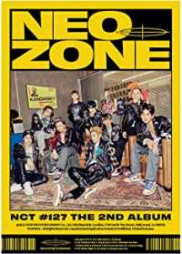 Neo Culture Technology 127: The Second Album NCT #127 Neo Zone (N Version), CD