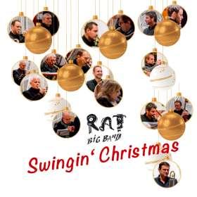 Rat Big Band: Swingin' Christmas-Instrumental, CD