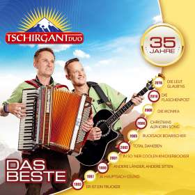 Tschirgant Duo: Das Beste-35 Jahre, CD