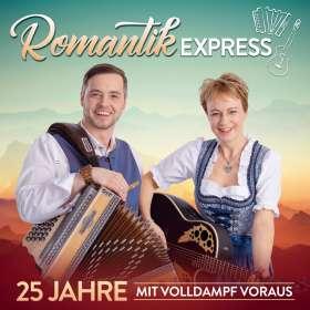 Romantik Express: 25 Jahre mit Volldampf voraus, CD