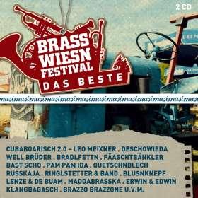 Brass Wiesn Festival: Das Beste Folge 1, 2 CDs