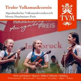 Alpenländischer Volksmusikwettbewerb Folge 2, CD