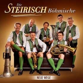 Die Steirisch Böhmische: Neue Wege, CD