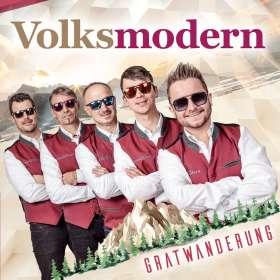 Volksmodern: Gratwanderung, CD