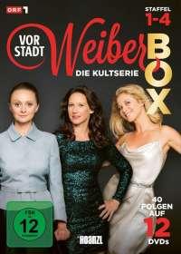 Vorstadtweiber Staffel 1-4, DVD
