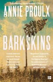 Annie Proulx: Barkskins, Buch