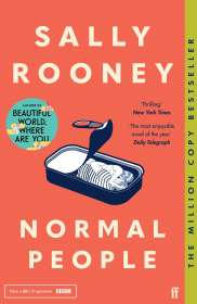 Sally Rooney: Normal People, Buch