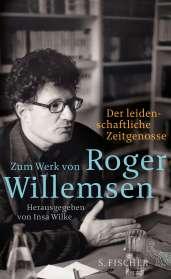 Roger Willemsen: Der leidenschaftliche Zeitgenosse, Buch