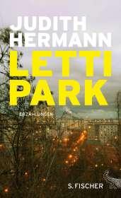Judith Hermann: Lettipark, Buch