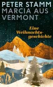 Peter Stamm: Marcia aus Vermont, Buch