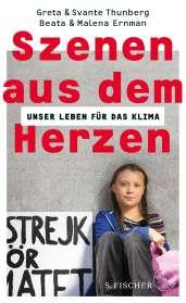 Svante Thunberg: Szenen aus dem Herzen, Buch