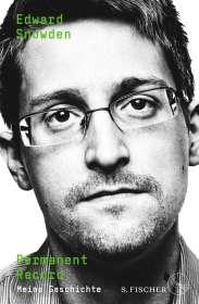 Edward Snowden: Permanent Record, Buch