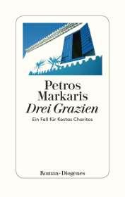 Petros Markaris: Drei Grazien, Buch