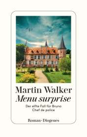 Martin Walker: Menu surprise, Buch