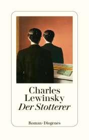 Charles Lewinsky: Der Stotterer, Buch