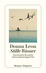 Donna Leon: Stille Wasser, Buch