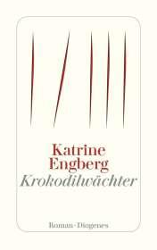 Katrine Engberg: Krokodilwächter, Buch
