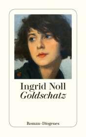 Ingrid Noll: Goldschatz, Buch