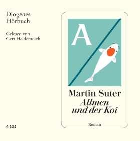 Martin Suter: Allmen und der Koi, CD