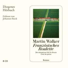 Martin Walker: Französisches Roulette, CD