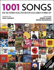 1001 Songs, Buch