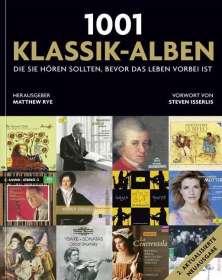 1001 Klassik-Alben, die Sie hören sollten, bevor das Leben vorbei ist, Buch