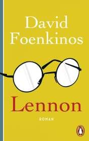 David Foenkinos: Lennon, Buch
