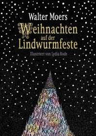Walter Moers: Weihnachten auf der Lindwurmfeste, Buch
