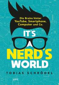 Tobias Schrödel: It's A Nerd's World, Buch