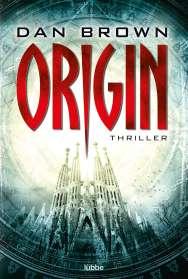 Dan Brown: Origin, Buch