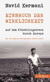 Navid Kermani: Einbruch der Wirklichkeit, Buch