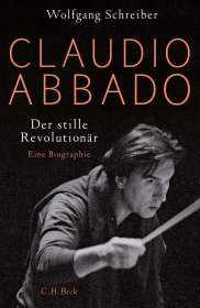 Wolfgang Schreiber: Claudio Abbado, Buch