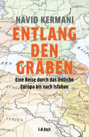 Navid Kermani: Entlang den Gräben, Buch