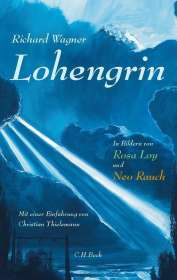Richard Wagner: Lohengrin, Buch