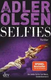 Jussi Adler-Olsen: Selfies, Buch
