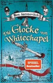 Ben Aaronovitch: Die Glocke von Whitechapel, Buch