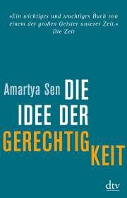 Sen Amartya: Die Idee der Gerechtigkeit, Buch