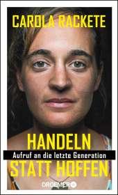 Carola Rackete: Handeln statt hoffen, Buch