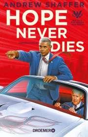 Andrew Shaffer: Hope Never Dies, Buch