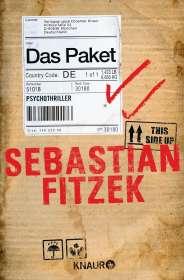 Sebastian Fitzek: Das Paket, Buch