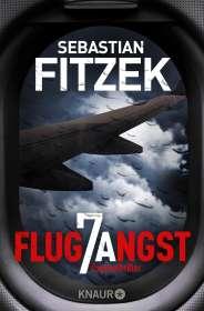 Sebastian Fitzek: Flugangst 7A, Buch