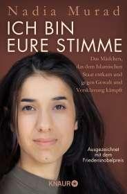 Nadia Murad: Ich bin eure Stimme, Buch