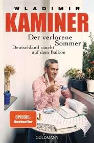 Wladimir Kaminer: Der verlorene Sommer, Buch