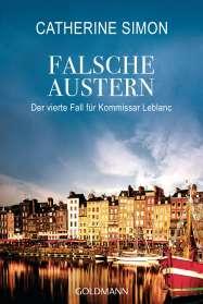 Catherine Simon: Falsche Austern, Buch