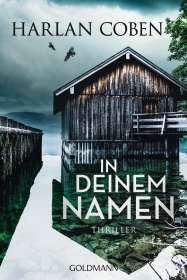 Harlan Coben: In deinem Namen, Buch