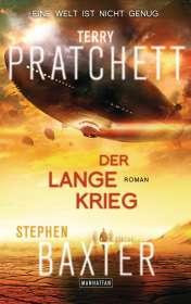 Terry Pratchett: Der Lange Krieg, Buch