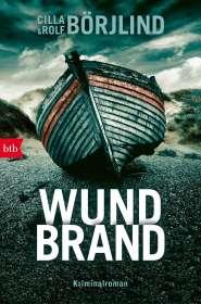 Cilla Börjlind: Wundbrand, Buch