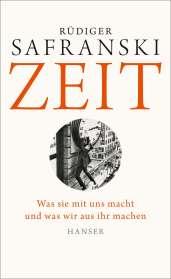 Rüdiger Safranski: Zeit, Buch
