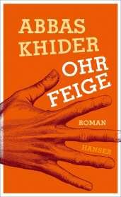 Abbas Khider: Ohrfeige, Buch