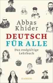 Abbas Khider: Deutsch für alle, Buch